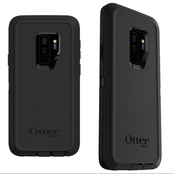new concept 9a696 8741e Otterbox Defender phone case for Galaxy S9+ NWT